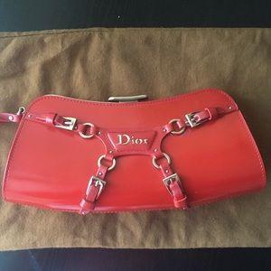 100% Authentic Dior wristlet